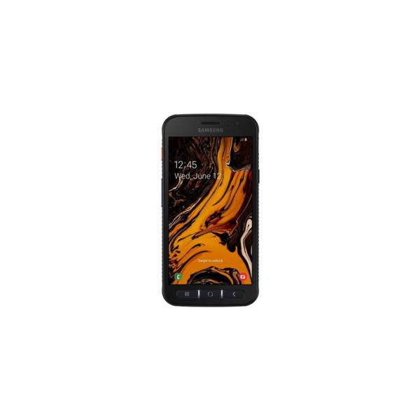 G398 Galaxy Xcover 4s Black SAMSUNG