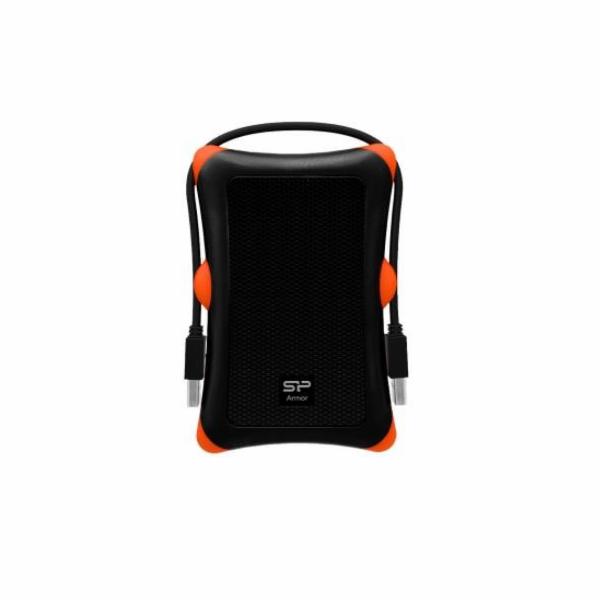 "Silicon Power externí HDD Armor A30 2.5"" 2TB USB 3.0, Anti-shock, černá"