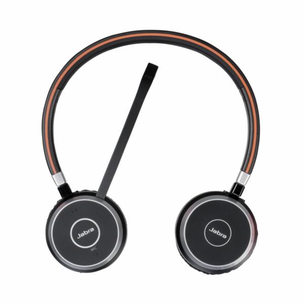Jabra Evolve 65 Stereo & Mono sluchatka