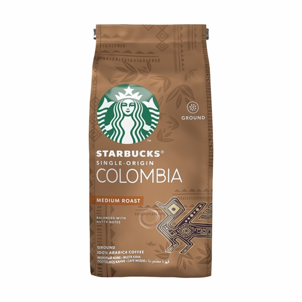 Starbucks MEDIUM COLOMOMBIA 200g