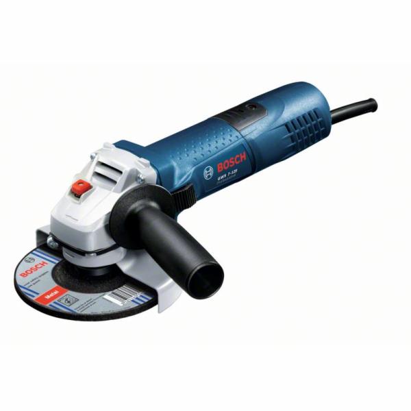 Úhlová bruska Bosch GWS 7-125 Professional - 0601388108 - bez krabice