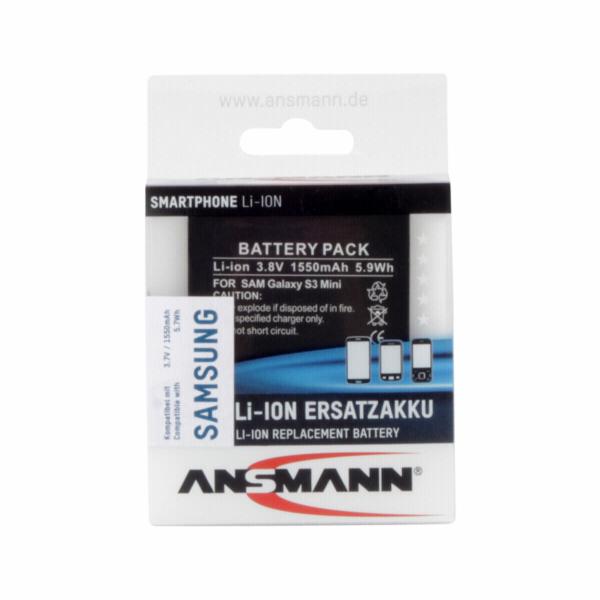 Ansmann Li-Ion Aku 1500 mAh pro Samsung Galaxy S3 Mini / GT-8190