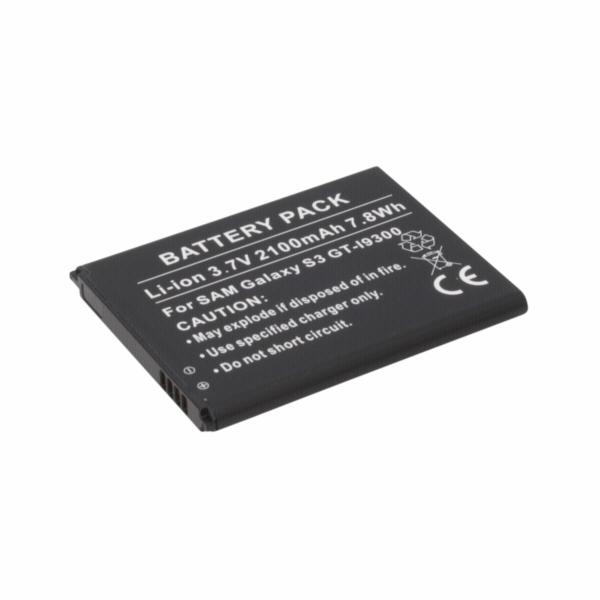 Ansmann Li-Ion Aku 2100 mAh pro Samsung Galaxy S3 / GT-I9300