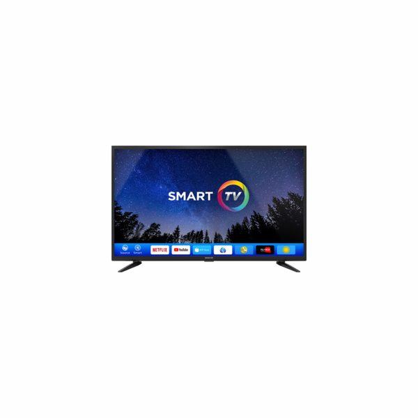 SLE 43US600TCS UHD SMART TV SENCOR