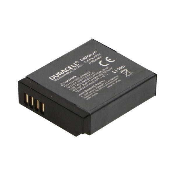 Duracell Li-Ion aku 600mAh pro Panasonic DMW-BLH7E