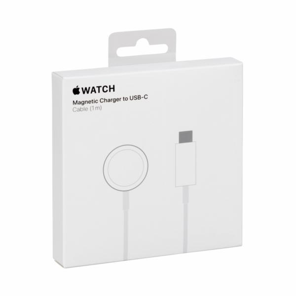 Apple Watch magneticka nabijecka s USB-C kabelem (1 m) MX2H2ZM/A