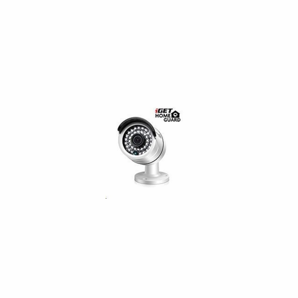 Kamera iGET HOMEGUARD HGPRO828 (HGPLM828) venkovní FullHD 1080p CCTV kamera, IP66