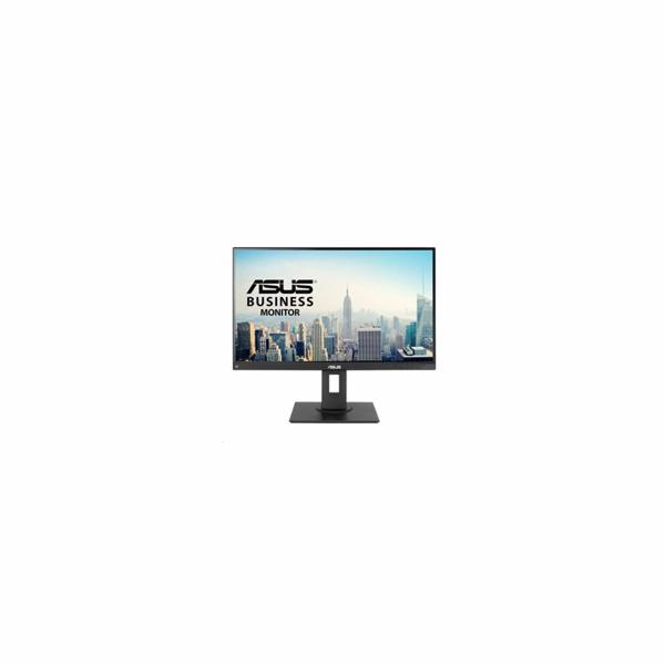 """ASUS LCD 27"""" BE27AQLB mat 2560x1440 WQHD WLED/IPS Flat 5ms 60Hz 350cd repro DVI DP HDMI mDP 4xUSB, P"""