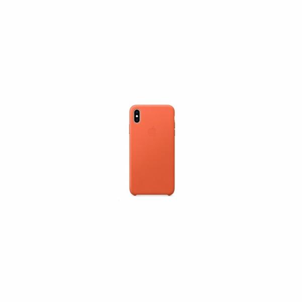 Apple iPhone XS Max kozene pouzdro barvy zap.slunce