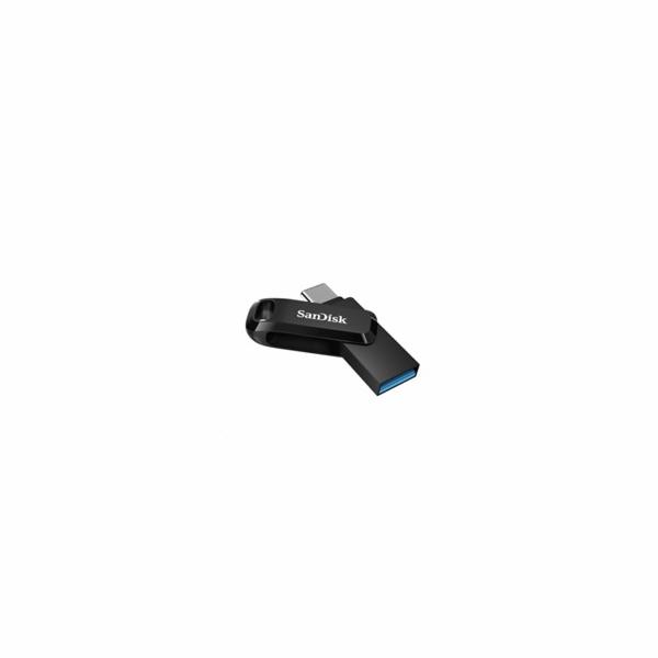SanDisk Ultra Dual DriveGo 256GB USB Type C Flash SDDDC3-256G-G46
