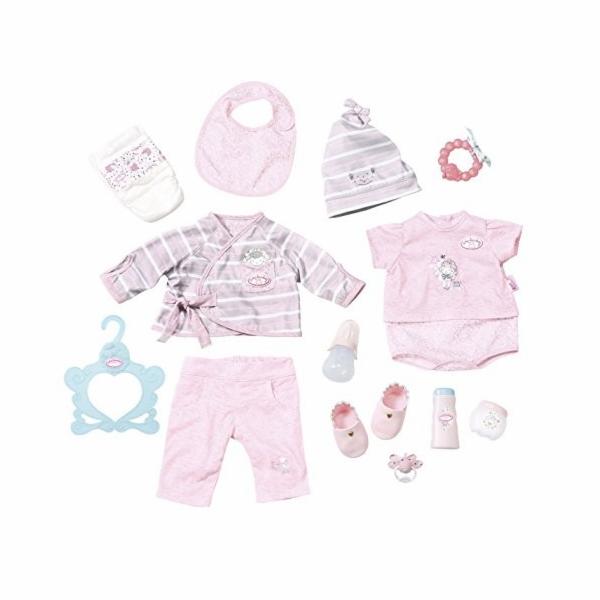 Baby Annabell set pastelového oblečení
