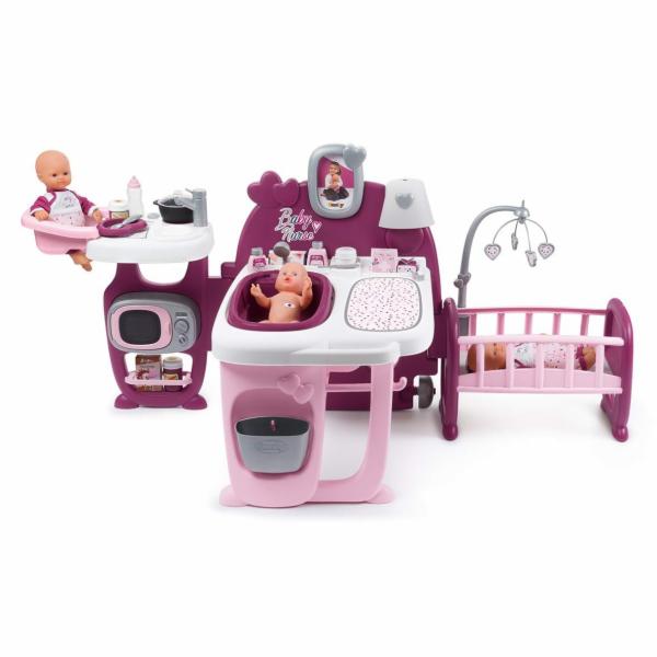 Smoby Baby Nurse koutek pro miminko