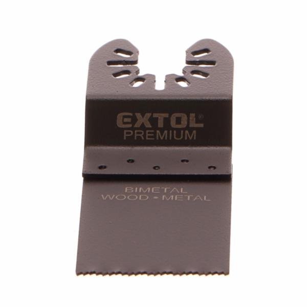 List pilový zanořovací na kov, 34mm, BIM EXTOL-PREMIUM