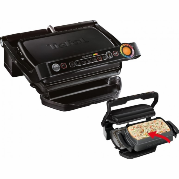 Tefal Optigrill+ Snacking&Baking GC714834