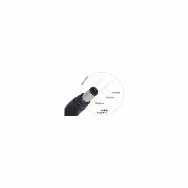 AVACOM nabíjecí Jack pro Notebooky C22 (7,4mm x 5,1mm pin) pro Dell