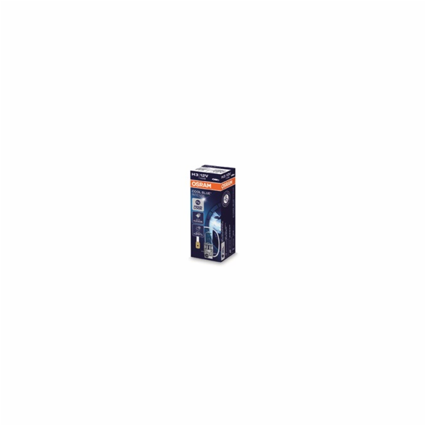 OSRAM autožárovka H3 COOL BLUE INTENSE 12V 55W PK22s (Krabička 1ks)