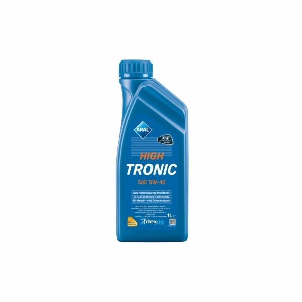 Motorový olej Aral HighTronic 5W40 1L