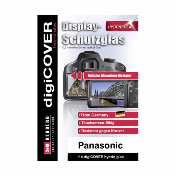 digiCOVER ochr.hybridni sklo na displej pro Panasonic DMC-FZ1000