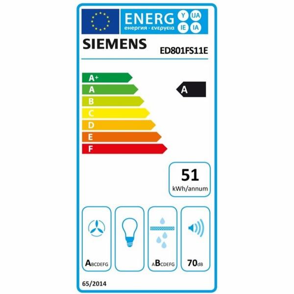 Siemens ED801FS11E Indukční varná deska