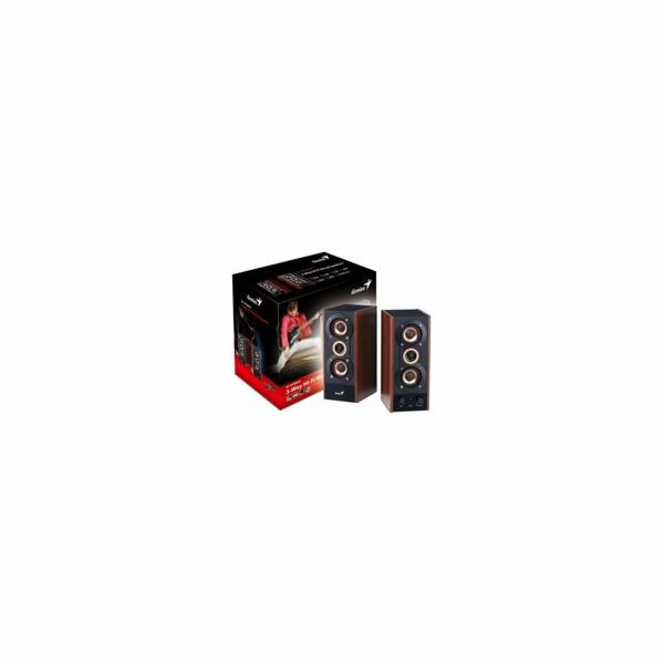 GENIUS repro SP-HF 800A v2, 2.0, 20W RMS, dřevěné
