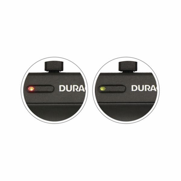 Duracell nabijecka s USB kabel pro Canon NB-1L