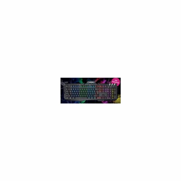 Hama uRage Cyberboard Premium Gaming klávesnice CZ+SK