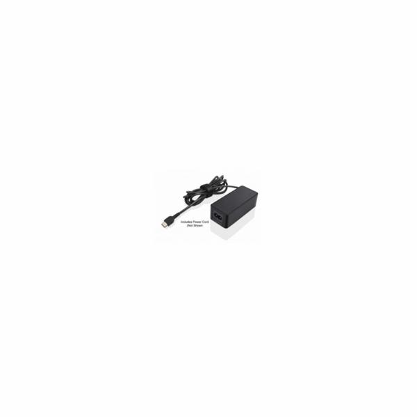 LENOVO napájecí adaptér ThinkPad 45W USB-C Adapter - určeno pro řady Thinkpad 13, T470, T570, X1 Tablet, X1 Carbon X270