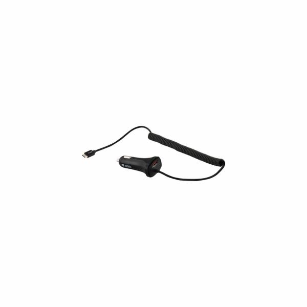 YENKEE YAC 2014 USB C nabíječka do auta
