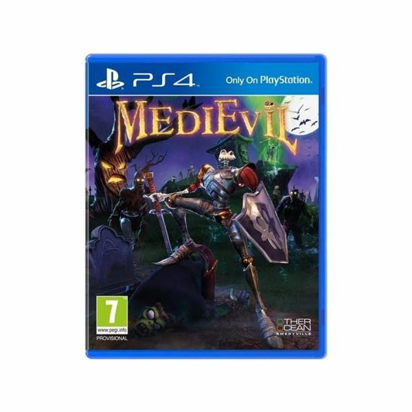 HRA SONY PS4 Medievil Remastered
