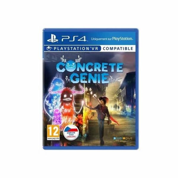 HRA SONY PS4 Concrete Genie VR