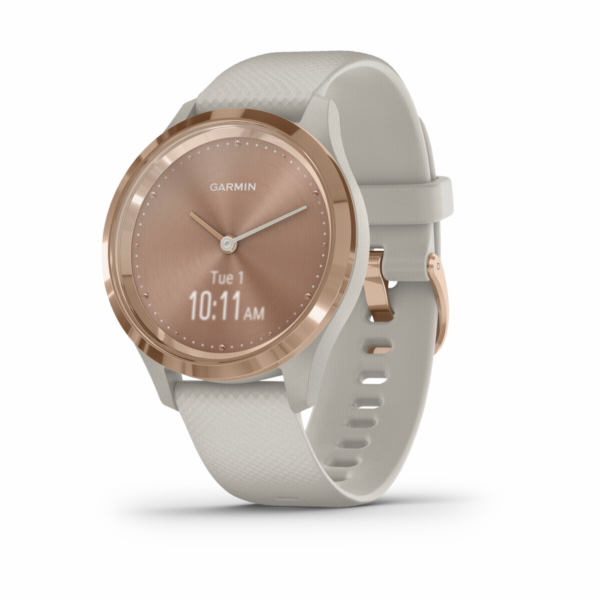 Garmin vivomove 3S white/rose gold