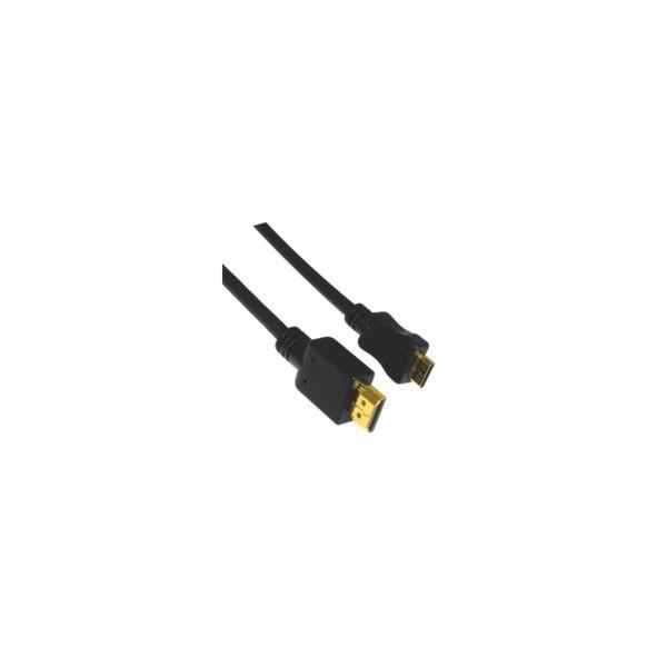 PremiumCord Kabel HDMI A - HDMI mini C, 5m