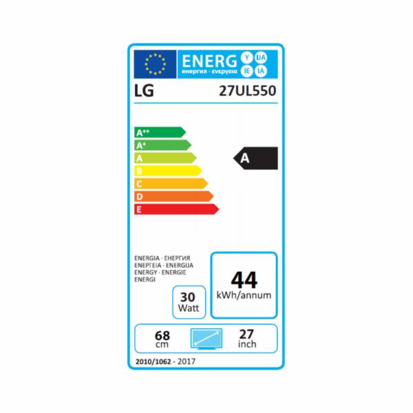 "27"" LG LED 27UL500 - 4K UHD,IPS,HDMI, DP"
