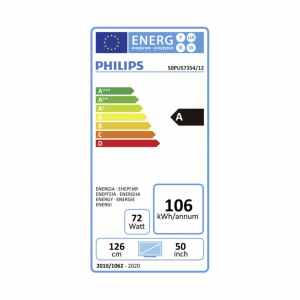 Philips 50PUS7334/12