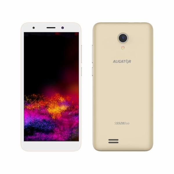 Aligator S5520 Duo 16GB Gold