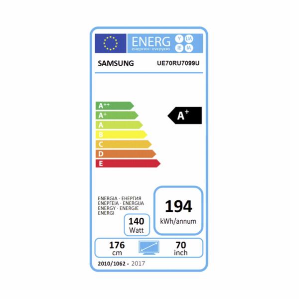 Samsung UE70RU7099UXZG