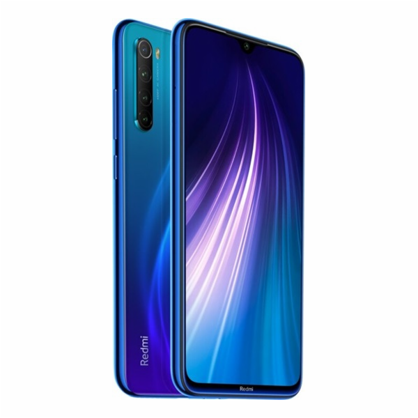 "Xiaomi Redmi Note 8T 32GB modrá 6.3"" FullHD+/2GHz OC/3GB/32GB/SD/2xSIM/48MP+8MP+2MP+2MP/4000mAh"