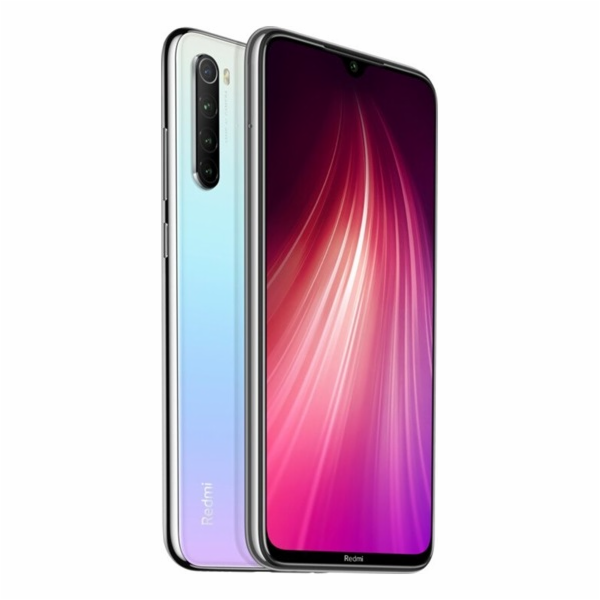 "Xiaomi Redmi Note 8T 32GB bílá 6.3"" FullHD+/2GHz OC/3GB/32GB/SD/2xSIM/48MP+8MP+2MP+2MP/4000mAh"