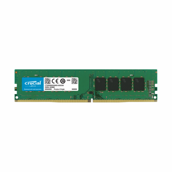 Crucial 32GB DDR4 2666 MT/s UDIMM 288pin CL19