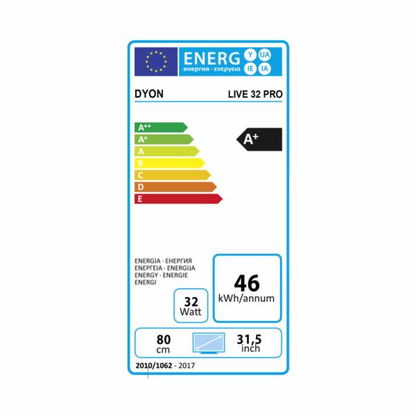 Dyon Live 32 Pro