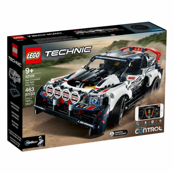 LEGO Technic 42109 Top Gear Ralleycar