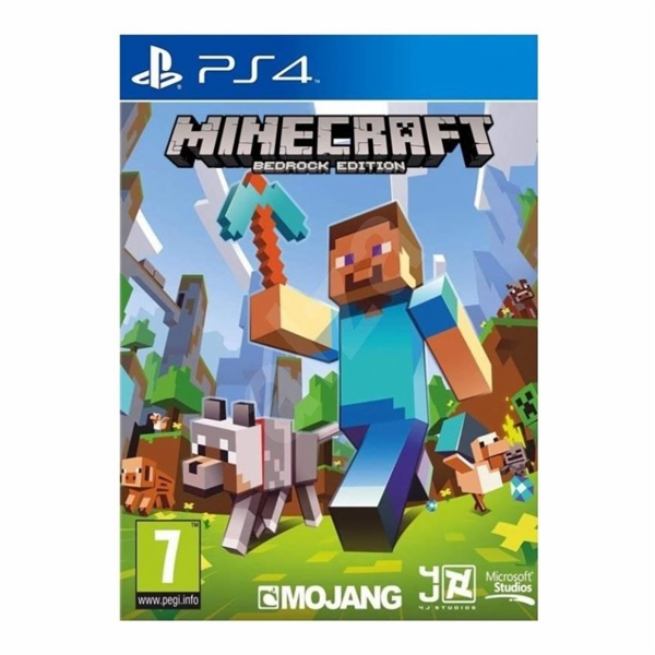 HRA SONY PS4 Minecraft Bedrock