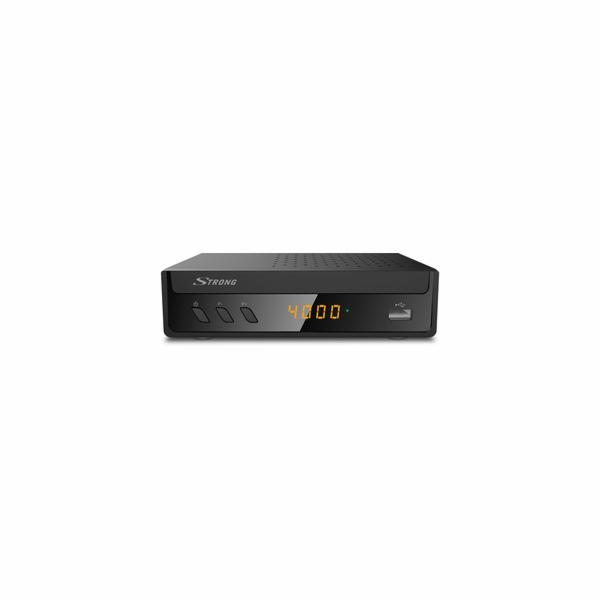 SRT 8221 DVB-T2+S2 COMBO PŘIJÍMAČ STRONG