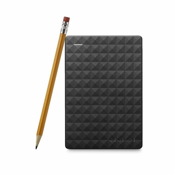 SEAGATE Expansion Portable 1TB Black