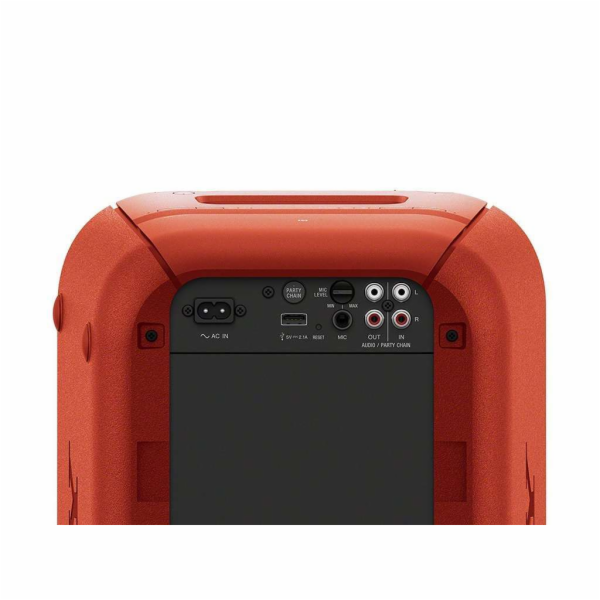 Sony GTK-XB60R red