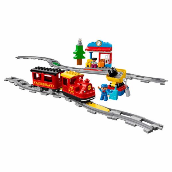LEGO Dampfeisenbahn