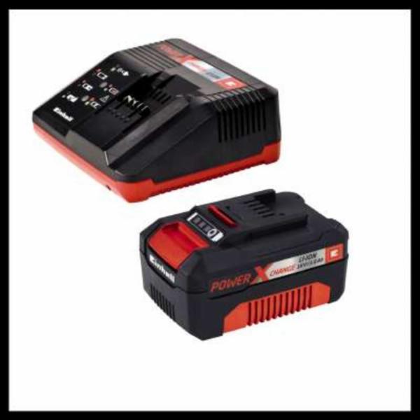 Úhlová bruska Einhell TE-AG 18/115 Li Kit Expert Plus