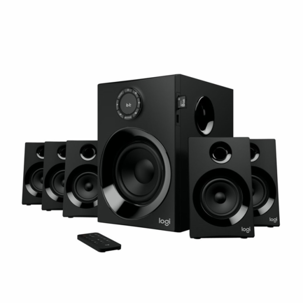 Logitech Z607 5.1 SURROUND SOUND SPEAKER SYSTEM with Bluetooth