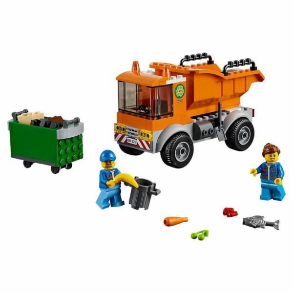 LEGO Müllabfuhr