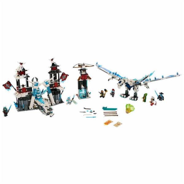 LEGO NINJAGO 70678 Castle of the Forsaken Emporer